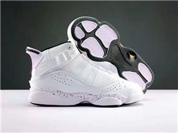 Kids Air Jordan 6.5 Rings Sneakers 239