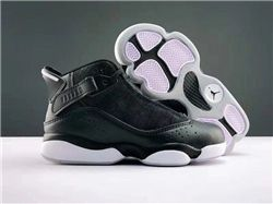 Kids Air Jordan 6.5 Rings Sneakers 240
