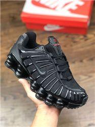 Men Nike Shox TL Running Shoes AAAA 440
