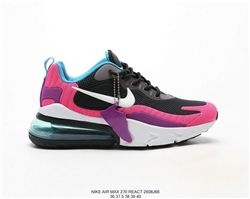 Women Nike Air Max 270 Sneakers KPU 256
