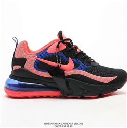 Women Nike Air Max 270 Sneakers KPU 257