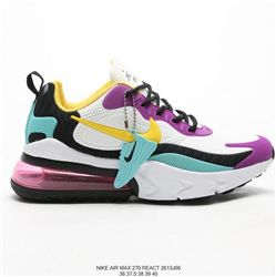 Women Nike Air Max 270 Sneakers KPU 258