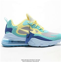 Men Nike Air Max 270 Running Shoes KPU 662