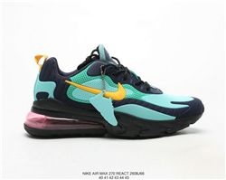 Men Nike Air Max 270 Running Shoes KPU 664