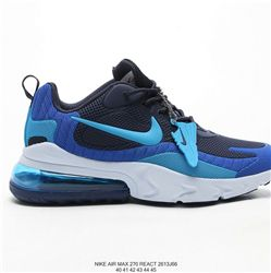 Men Nike Air Max 270 Running Shoes KPU 665