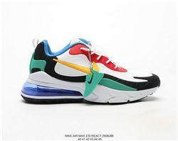 Men Nike Air Max 270 Running Shoes KPU 667