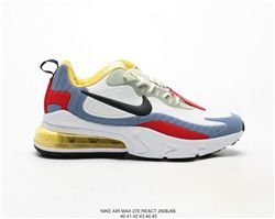 Men Nike Air Max 270 Running Shoes KPU 669