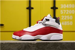 Men Basketball Shoes Air Jordan VI Rings AAAA 381