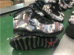 Men Basketball Shoes Air Jordan X Retro 251