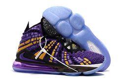 Women LeBron 17 Nike Sneaker 270