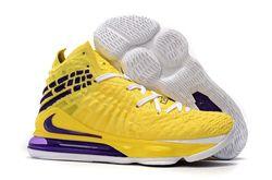 Men Nike LeBron 17 Basketball Shoes 871