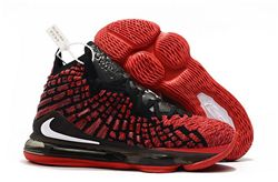 Men Nike LeBron 17 Basketball Shoes 874