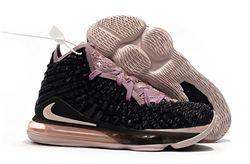 Men Nike LeBron 17 Basketball Shoes 876