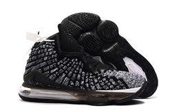 Men Nike LeBron 17 Basketball Shoes 879