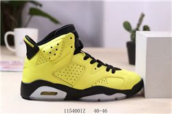 Men Air Jordan VI Retro Basketball Shoes AAA 384