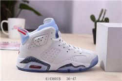 Women's Air Jordan 6 Retro AAA 217