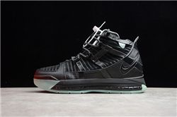 Men Nike Zoom Lebron III Basketball Shoes AAA...