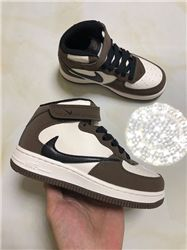 Kids Nike Air Force 1 Sneakers 366