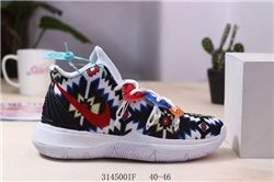Men Nike Kyrie 5 Basketball Shoes 526