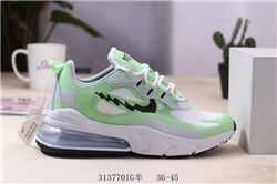 Women Nike Air Max 270 React Sneakers AAA 333