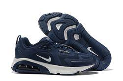 Men Nike Air Max 200 Running Shoes 201