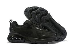 Men Nike Air Max 200 Running Shoes 202