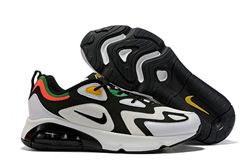 Men Nike Air Max 200 Running Shoes 204