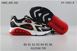 Men Nike Air Max 200 Running Shoes 211