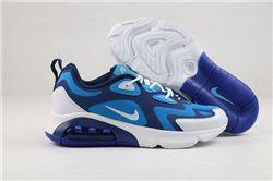 Men Nike Air Max 200 Running Shoes 215