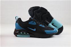 Men Nike Air Max 200 Running Shoes 216