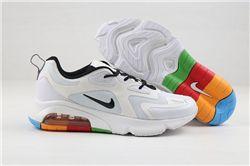Men Nike Air Max 200 Running Shoes 217