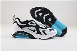 Men Nike Air Max 200 Running Shoes 218