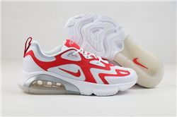 Men Nike Air Max 200 Running Shoes 219