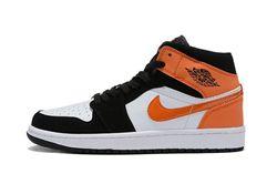 Men Air Jordan I Retro Basketball Shoes 856
