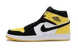 Men Air Jordan I Retro Basketball Shoes 858