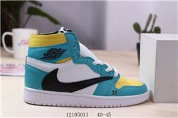Men Air Jordan I Retro Basketball Shoes AAAA 859
