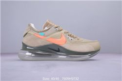 Men Off White x Nike Air Max 270 90 Running Shoes AAA 522