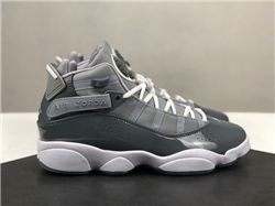 Women Air Jordan VI Rings Sneakers AAAA 302