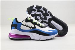 Men Nike Air Max 270 React Running Shoes 440