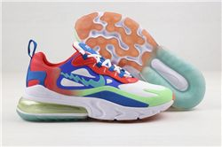Men Nike Air Max 270 React Running Shoes 441