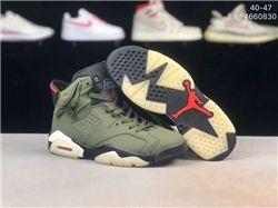 Men Air Jordan VI Retro Basketball Shoes AAAA...
