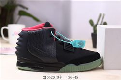 Men Nike Air Yeezy 2 Basketball Shoes AAA 242