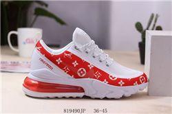Women Nike Air Max 270 V2 Sneakers 341