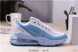 Men Nike Air Max 270 V2 Running Shoes 443
