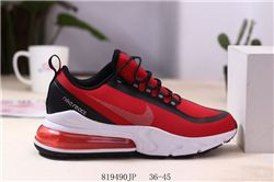 Men Nike Air Max 270 V2 Running Shoes 447