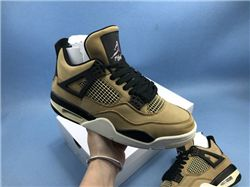 Men Air Jordan IV Mushroom Basketball Shoes AAAAAA 478