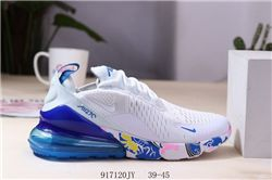 Men Nike Air Max 270 Running Shoes 450