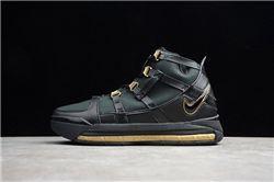 Men Nike Zoom Lebron III Basketball Shoes AAAAA 885