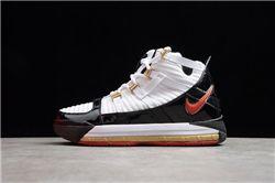Men Nike Zoom Lebron III Basketball Shoes AAAAA 886