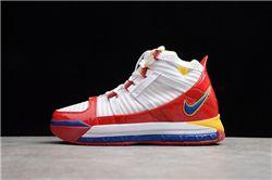 Men Nike Zoom Lebron III Basketball Shoes AAAAA 890